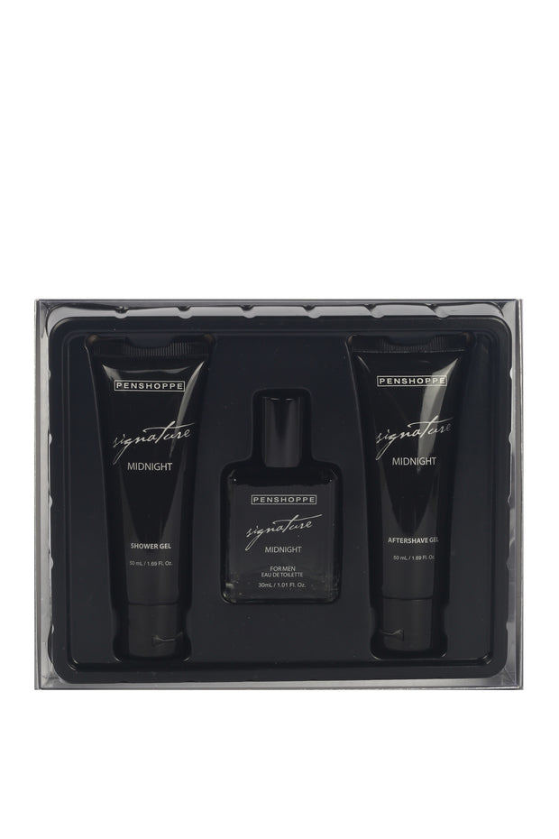 Penshoppe Signature Midnight for Men Giftset