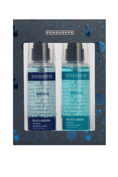 Deep Blue for Men Giftset