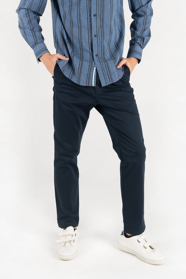 Relaxed Fit Trousers