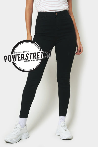 Power Stretch® High Waist Jeans