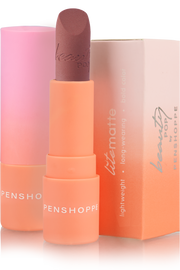 Penshoppe Beauty Pop LiteMatte Lipstick in Prim and Proper