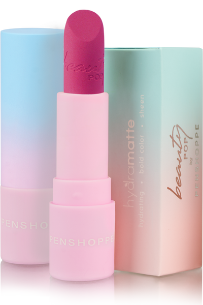 Penshoppe Beauty Pop HydraMatte Lipstick in Naughty and Nice