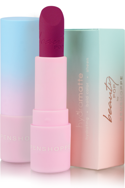 Penshoppe Beauty Pop HydraMatte Lipstick in Party Fever