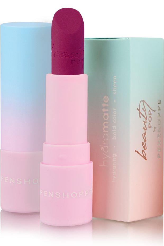 Beauty Pop HydraMatte Lipstick in Party Fever