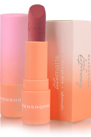 Penshoppe Beauty Pop LiteMatte Lipstick in All Dolled Up