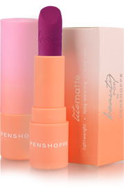 Penshoppe Beauty Pop LiteMatte Lipstick in So Extra