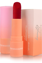 Penshoppe Beauty Pop LiteMatte Lipstick in Smack