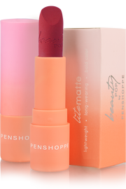 Penshoppe Beauty Pop LiteMatte Lipstick in Queen