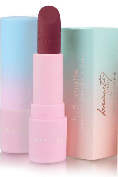 Beauty Pop HydraMatte Lipstick in Mauve It