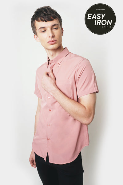 Easy Iron Short Sleeve Shirt