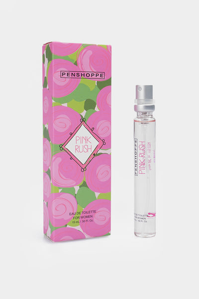 Pink Rush Eau De Toilette For Women 15ML
