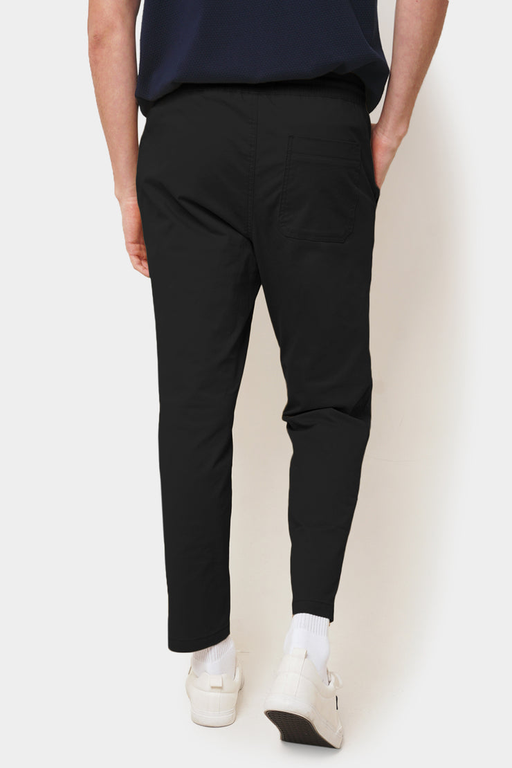 Ankle Length Drawstring Pants
