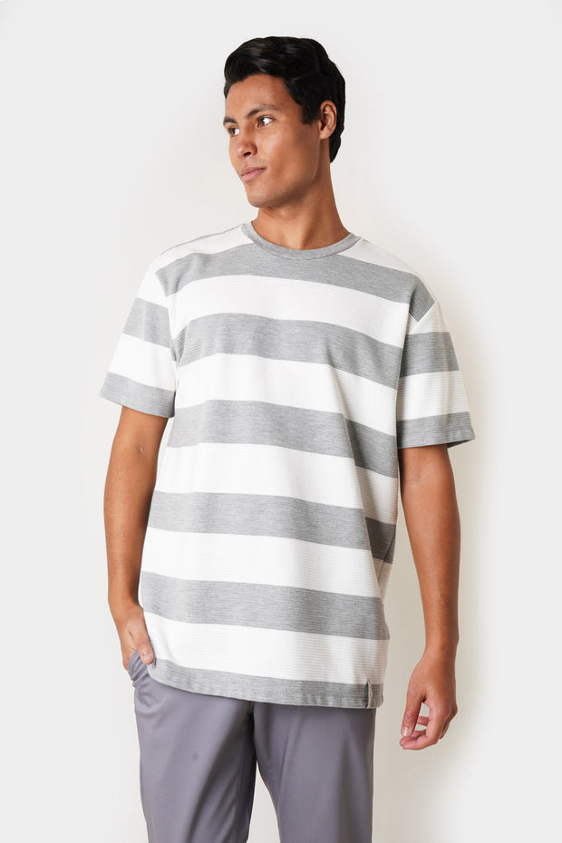 Dress Code Striped Tee