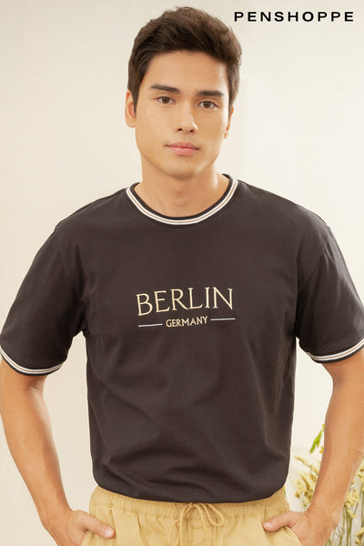 Berlin Relaxed Fit Tee