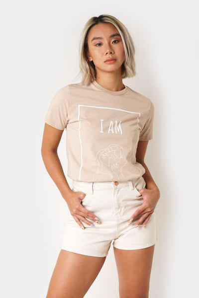 I Am Graphic Tee