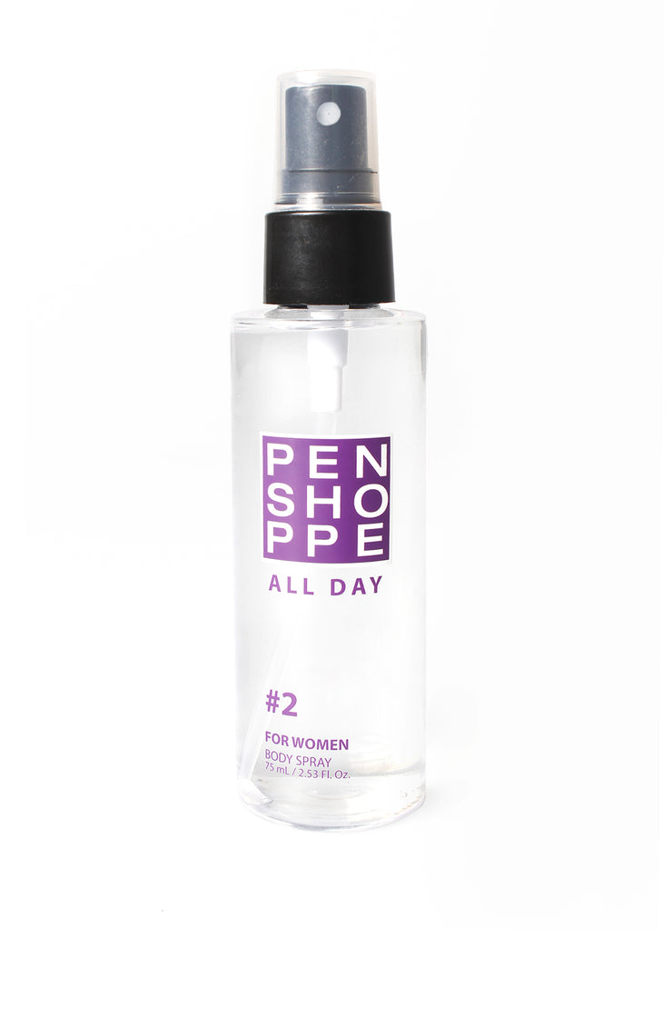 All Day Purple Body Spray For Women 75ML