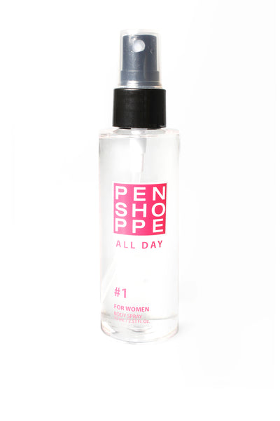 Penshoppe All Day Pink Body Spray For Women 75ML