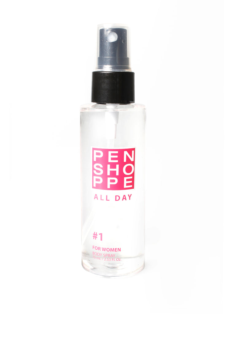 All Day Pink Body Spray For Women 75ML