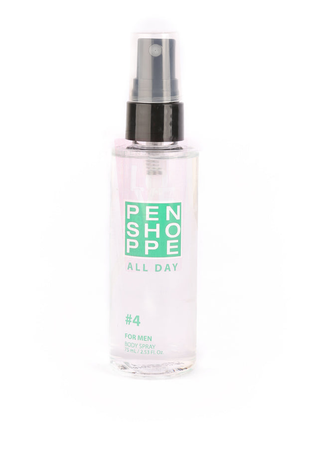 All Day Green Body Spray For Men 75ML