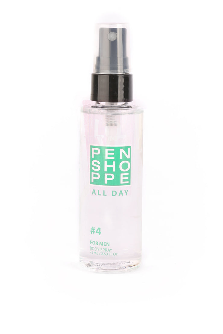 Penshoppe All Day Green Body Spray For Men 75ML