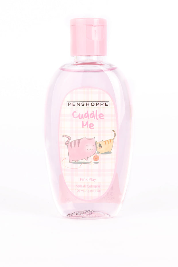 Penshoppe Cuddle Me Pink Play Cologne For Women 100ML
