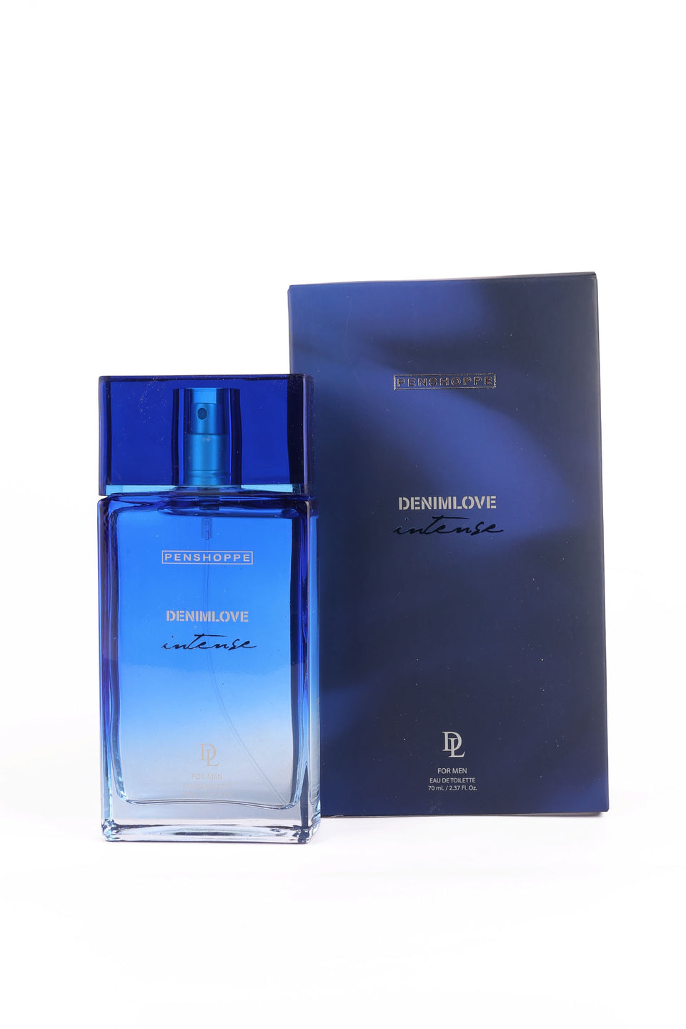 Penshoppe DenimLove Intense Eau De Toilette For Men 70ML