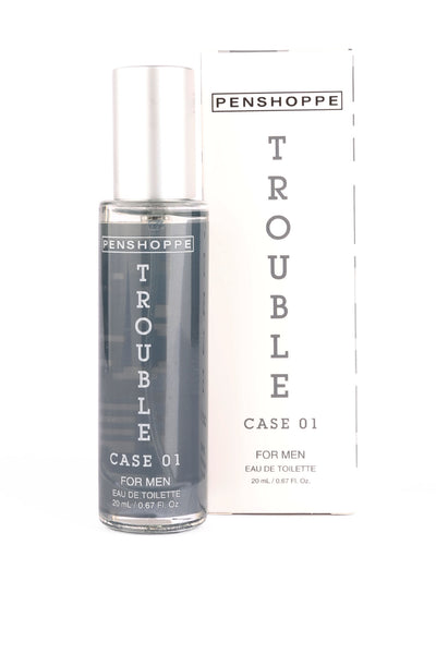 Trouble Case 01 Eau De Toilette For Men 20ML