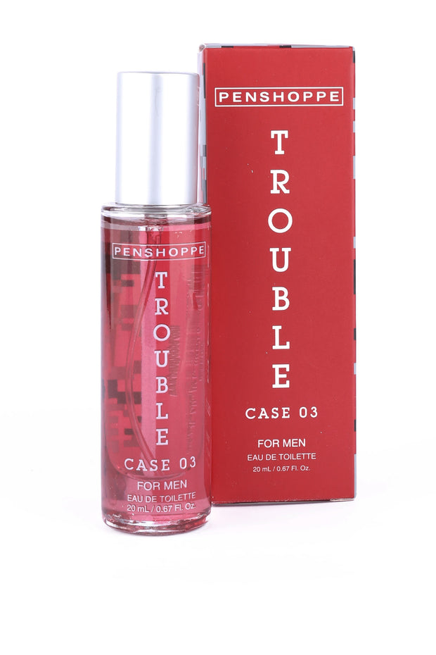 Penshoppe Trouble Case 03 Eau De Toilette For Men 20ML