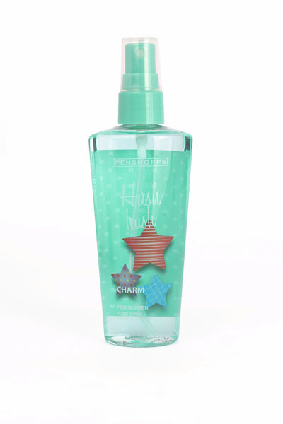 Penshoppe Hush Hush Charm Body Spray For Women 100ML