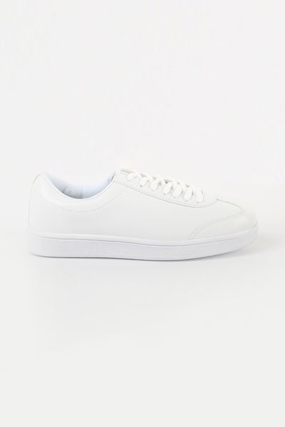 Women's Lace-Up Sneakers