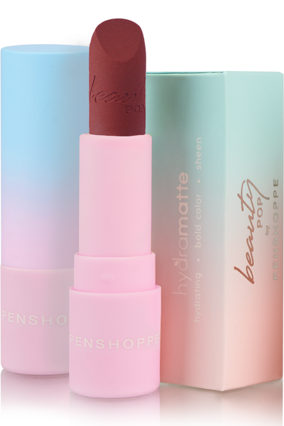 Beauty Pop HydraMatte Lipstick in Very Berry
