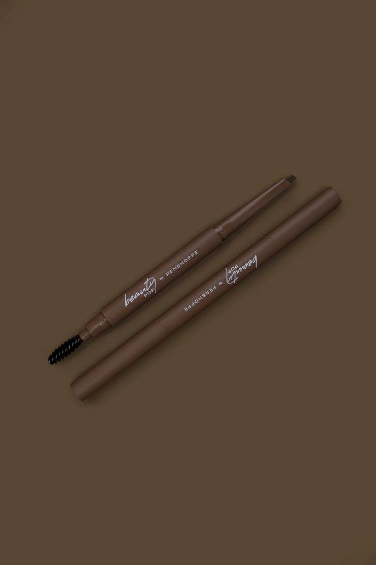 Beauty Pop Eyebrow Pencil In Brown