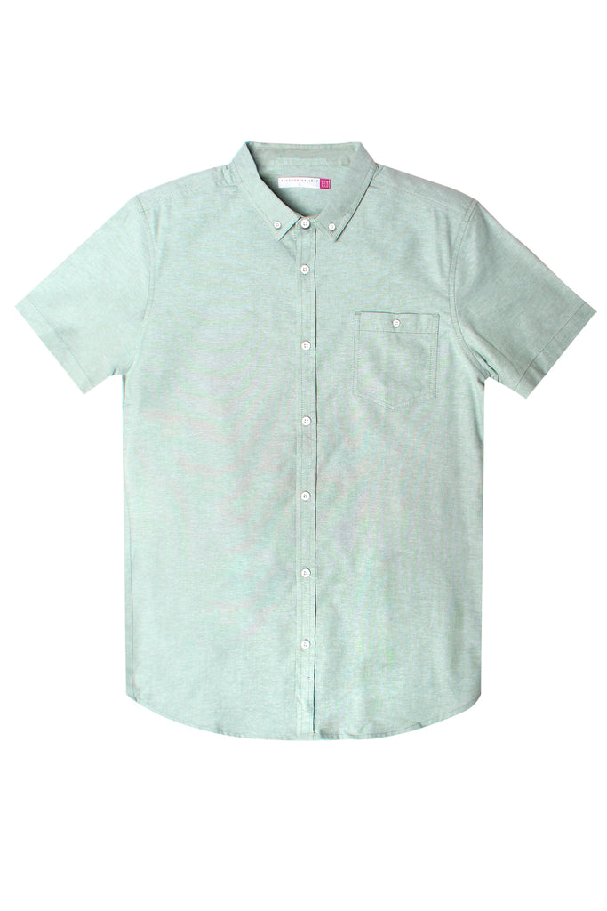 Men S Oxford Shirt With Button Down Collar Penshoppe