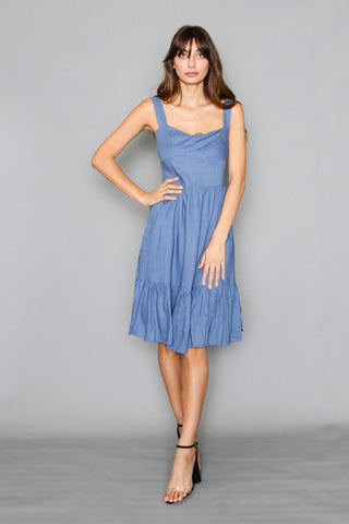 Arlene Twist Dress