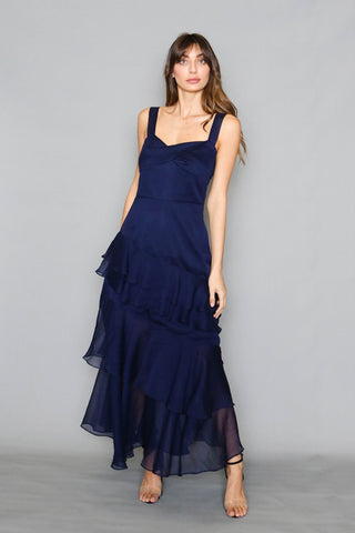 Sacred Layered Maxi Dress