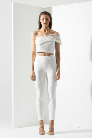 Twist on Tuxedo Pants - Alpha-Be The Label
