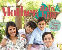 Mother, Baby and Child Magazine: A sofa to suit