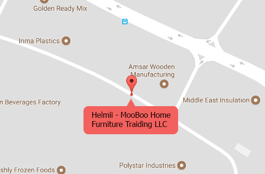 Helmii on Google map