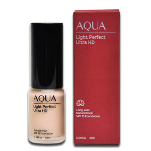 Aqua Light Perfect Ultra HD Foundation