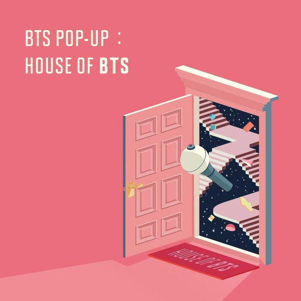 BTS POP UP : HOUSE OF BTS - SEOUL MERCH