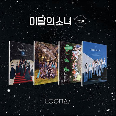Apple Music ALL(A+B+C+D) [PRE-ORDER] LOONA - 3RD MINI ALBUM [12:00]