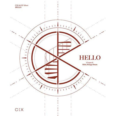Apple Music ALL(HELLO+STRANGE DREAM) [PRE-ORDER] CIX - 4TH EP ALBUM [HELLO] CHAPTER Ø. [HELLO, STRANGE DREAM]