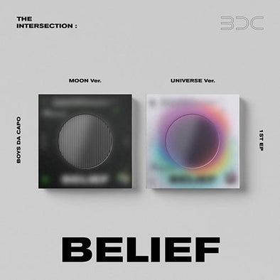 Apple Music ALL(MOON+UNIVERSE) [PRE-ORDER] BDC - 1ST EP ALBUM [THE INTERSECTION : BELIEF]