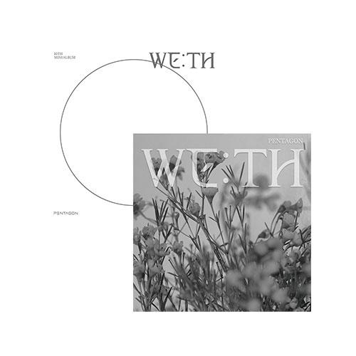 Apple Music ALL(SEEN+UNSEEN) [PRE-ORDER] PENTAGON - 10TH MINI ALBUM [WE:TH]