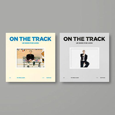Apple Music ALL(TO MY WAY+ON MY WAY) [PRE-ORDER] J.DON - 1ST SINGLE ALBUM [ON THE TRACK]