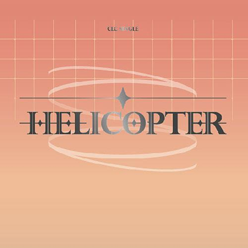 Apple Music CLC - SINGLE ALBUM [HELICOPTER]