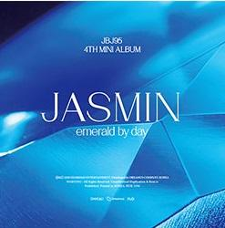 Apple Music EMERALD BY DAY ver. [PRE-ORDER] JBJ95 - 4TH MINI ALBUM [JASMIN]