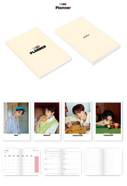 Apple Music [HOT SALE] THE BOYZ 2020 SEASON'S GREETINGS