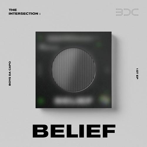 Apple Music MOON ver. [PRE-ORDER] BDC - 1ST EP ALBUM [THE INTERSECTION : BELIEF]