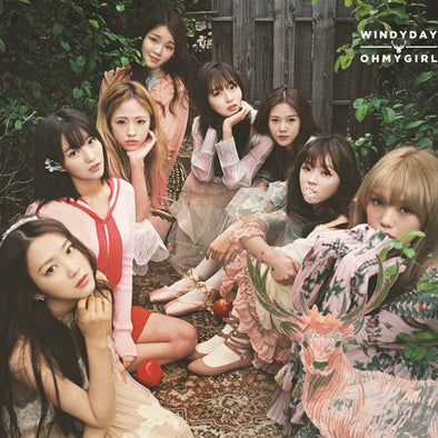 Apple Music OH MY GIRL - 3RD MINI ALBUM REPACKAGE [WINDY DAY]